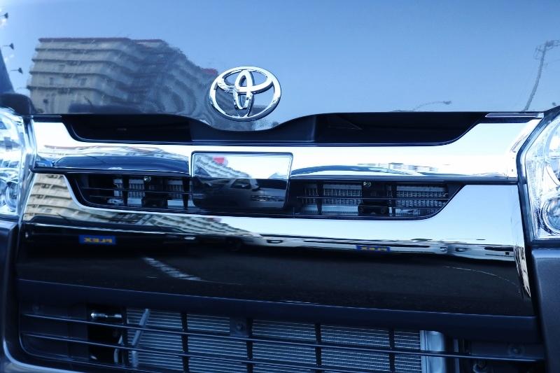 安心、安全のTSS付き♪   トヨタ ハイエースバン 2.0 スーパーGL 50TH アニバーサリー リミテッド ロングボディ パワスラ付 Ver4ベットキット