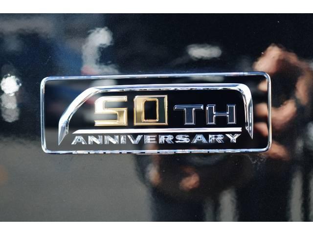 50th特別仕様車限定エンブレム♪