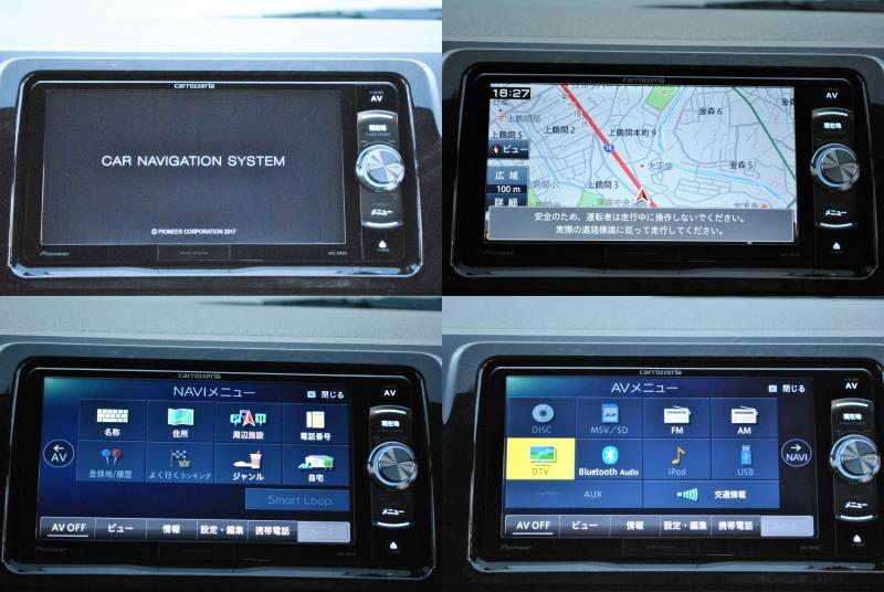 フルセグSDナビ!Bluetooth対応!バックカメラ連動施工済み! | トヨタ ハイエースバン 2.0 スーパーGL ダークプライムⅡ ロングボディ PS無 ARRANGE FU-N