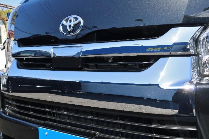 安心・安全なTSS付き♪ | トヨタ ハイエース 2.7 GL ロング ミドルルーフ TSS付 シートアレンジ AS