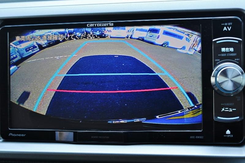 心強いバックカメラもついてます♪♪ | トヨタ ハイエース 2.7 GL ロング ミドルルーフ TSS付 シートアレンジ AS