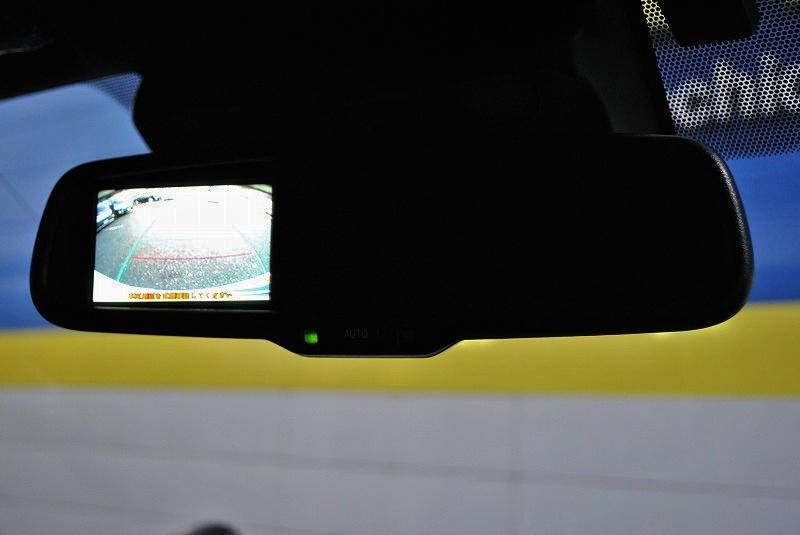 メーカーオプションのバックカメラ内蔵防眩ミラーです! | トヨタ ハイエースバン 2.8 スーパーGL ダークプライムⅡ ロングボディ ディーゼルターボ 4WD 小窓付き