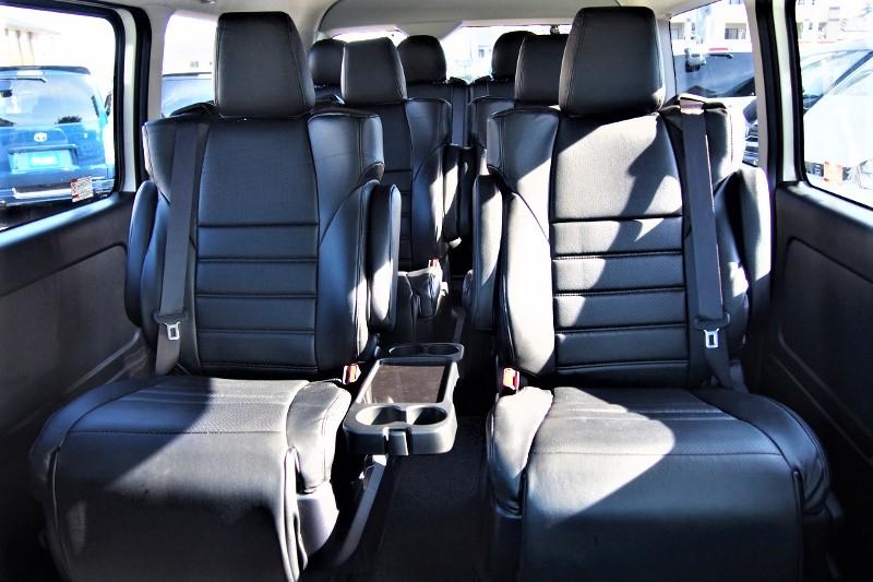☆豪華キャプテンシート4脚装備☆ | トヨタ ハイエース 2.7 GL ロング ファインテックツアラー 4WD 4WDファインテックツアラー