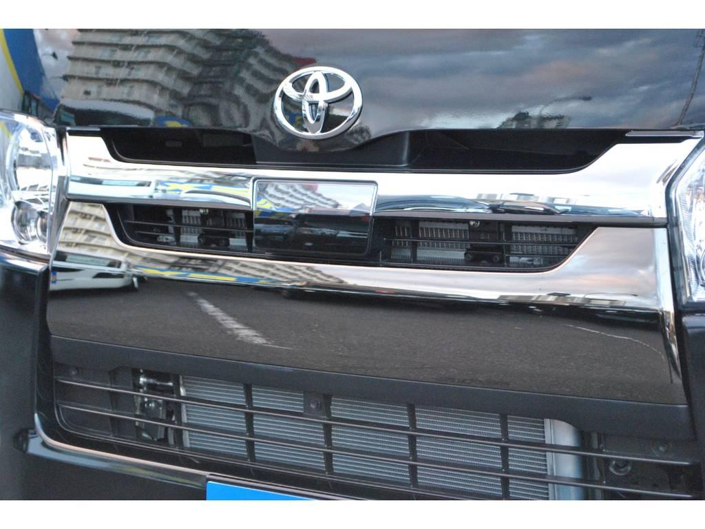 安心のTSS付き♪   トヨタ ハイエースバン 2.8 スーパーGL 50TH アニバーサリー リミテッド ロングボディ ディーゼルターボ 4WD TSS付 パワスラ付き