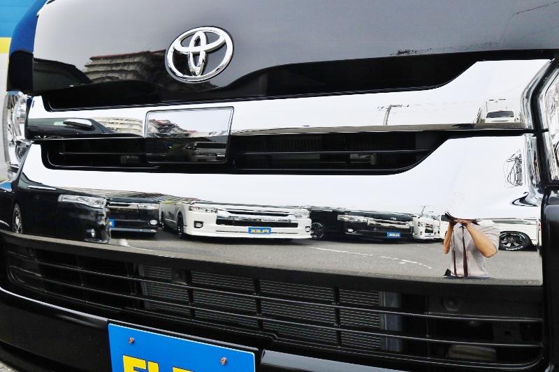 安心の衝突被害軽減ブレーキ付き! | トヨタ ハイエースバン 2.8 DX ワイド スーパーロング ハイルーフ GLパッケージ ディーゼルターボ 4WD S-GLシート スライドレール WAC