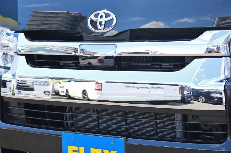 安心・安全なTSS付! | トヨタ ハイエース 2.7 GL ロング ミドルルーフ 4WD セーフティー付き ナビ・エアロPKG