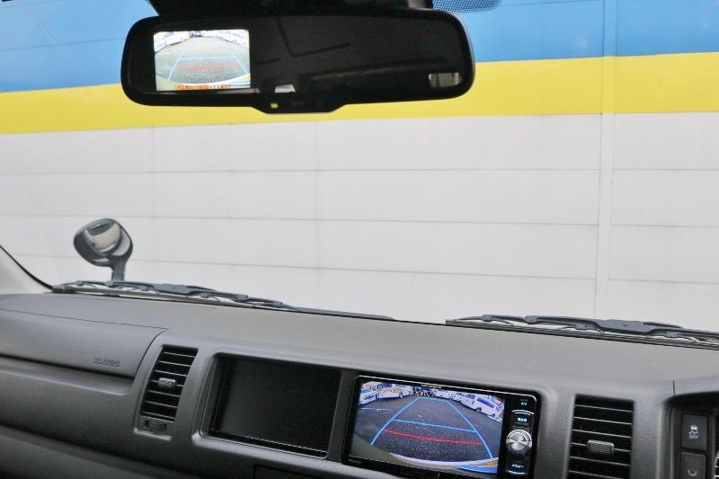 | トヨタ ハイエースバン 2.8 DX ワイド スーパーロング ハイルーフ GLパッケージ ディーゼルターボ 4WD TSST付Wエアコン