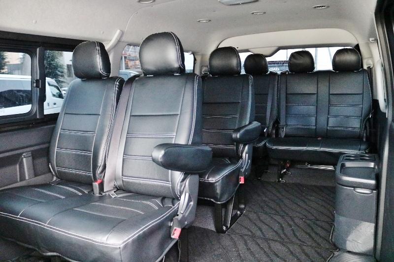 ご家族、ご友人での旅行などに大抜擢です! | トヨタ ハイエース 2.7 GL ロング ミドルルーフ 4WD 現行ハイエースワゴン 4WD 車検付き