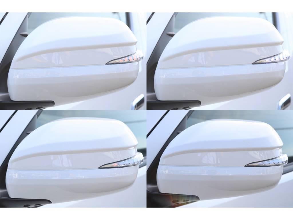 アベストウィンカーミラー付いてます♪   トヨタ ハイエースバン 2.8 スーパーGL ダークプライムⅡ ロングボディ ディーゼルターボ 特別仕様車 コブラフルエアロ