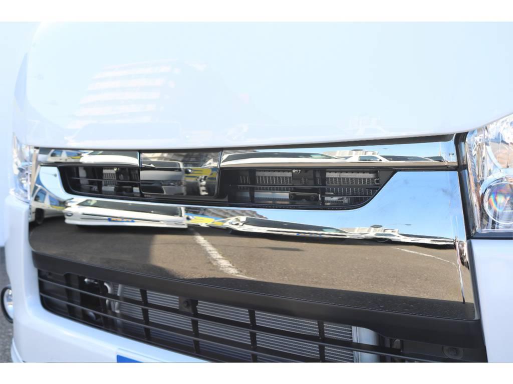 安心のTSS付き♪   トヨタ ハイエースバン 2.8 スーパーGL ダークプライムⅡ ロングボディ ディーゼルターボ 特別仕様車 コブラフルエアロ