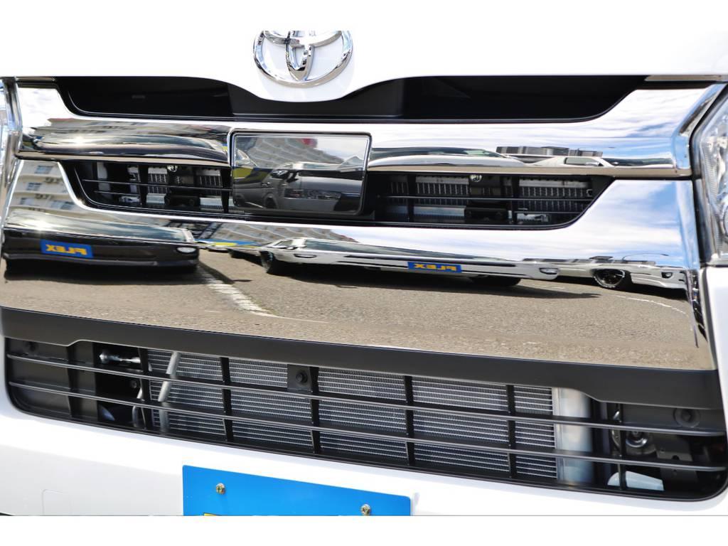 安心・安全なTSS付! | トヨタ ハイエースバン 2.0 スーパーGL ダークプライムⅡ ロングボディ 小窓付き