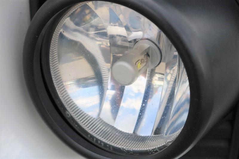 LEDフォグランプに変更してあります!