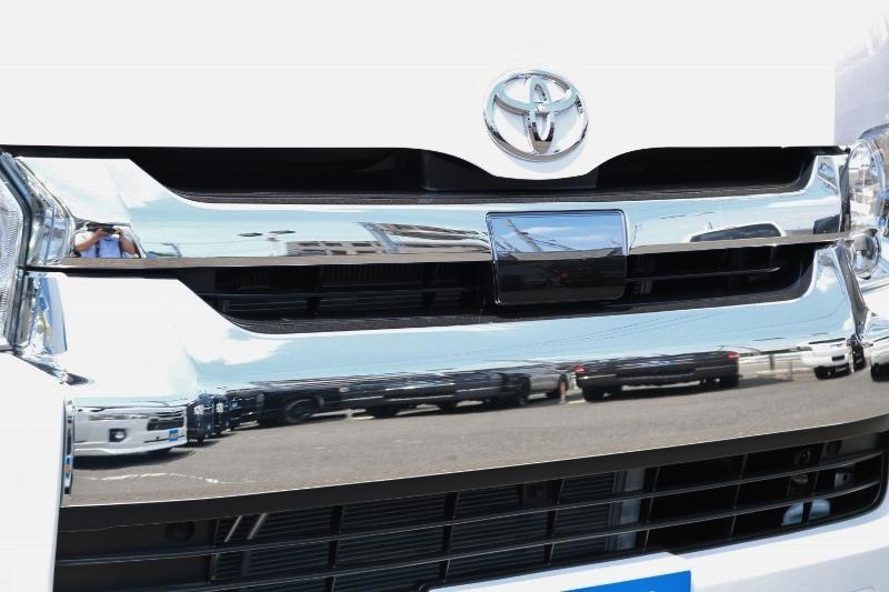 安心のTSS付き♪   トヨタ ハイエース 2.7 GL ロング ミドルルーフ TSS付 ベットキットアレンジR1