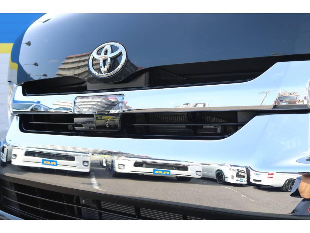 安心のTSS付き♪ | トヨタ ハイエース 2.7 GL ロング ミドルルーフ セーフティー付き Ver2内装施工カスタ