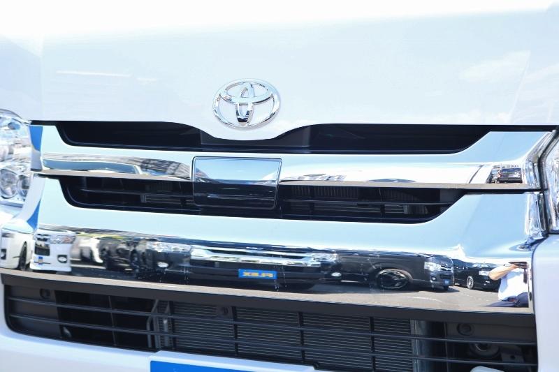 安心運転をサポートしてくれるTSSP付! | トヨタ ハイエース 2.7 GL ロング ミドルルーフ セーフティー付き Ver2内装カスタム