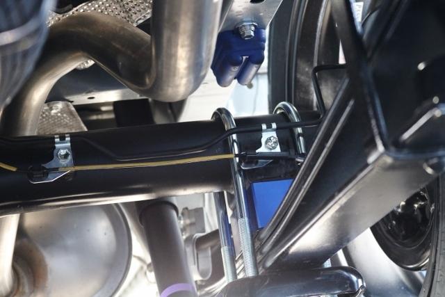ローダウン済み!バンプ&リバンプも交換済み! | トヨタ ハイエース 2.7 GL ロング ミドルルーフ セーフティー付き Ver2内装カスタム