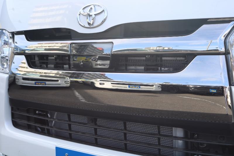 安心のTSS付き♪ | トヨタ ハイエースバン 2.8 スーパーGL ダークプライムⅡ ロングボディ ディーゼルターボ