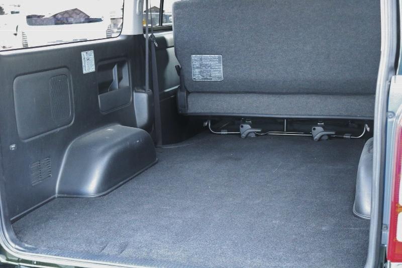 広いトランクはお荷物等タクサン積めます。