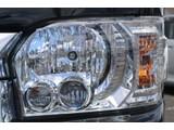 メーカーオプション、LEDヘッドライト!