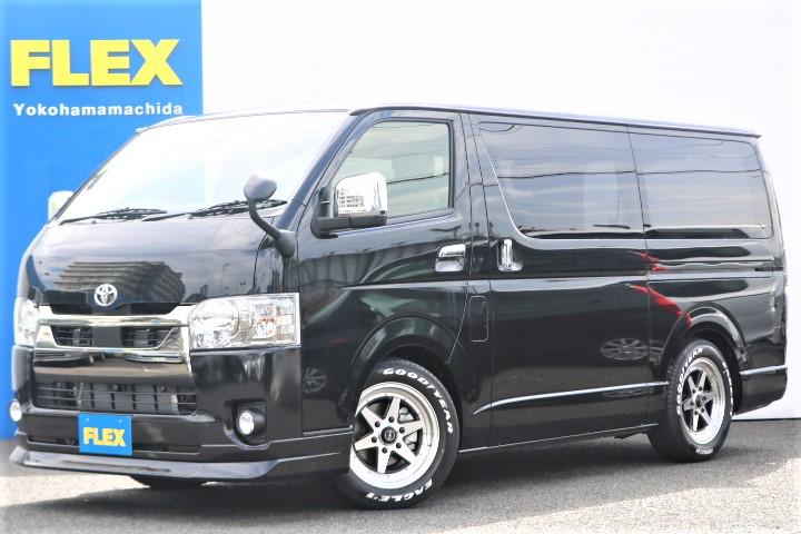 新型ダークプライムⅡ ☆2WD ガソリン☆ TSS搭載♪