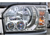 ダークプライムⅡなので、LEDヘッドライト標準装備です!