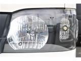 ヘッドライトインナーブラック塗装でグリルとの統一感があります!