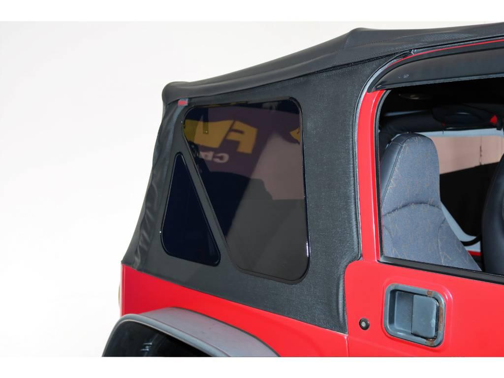 ブッシュワーカーフラットフェンダー   ジープ ラングラー スポーツ ソフトトップ 4WD