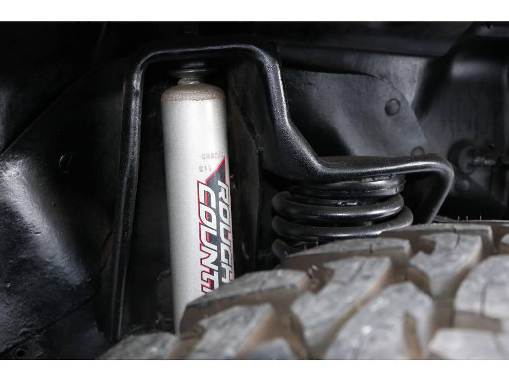 新品ショック&コイル   ジープ ラングラー スポーツ ソフトトップ 4WD
