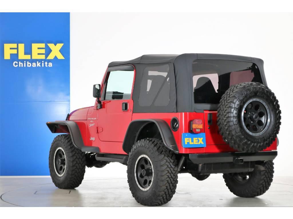 日本全国どこでも販売、納車致します!!   ジープ ラングラー スポーツ ソフトトップ 4WD