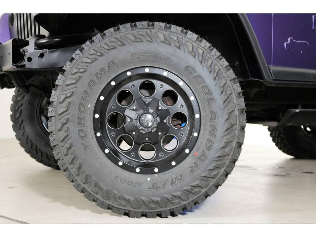 新品タイヤホイール☆ | ジープ ラングラー スポーツ ソフトトップ 4WD