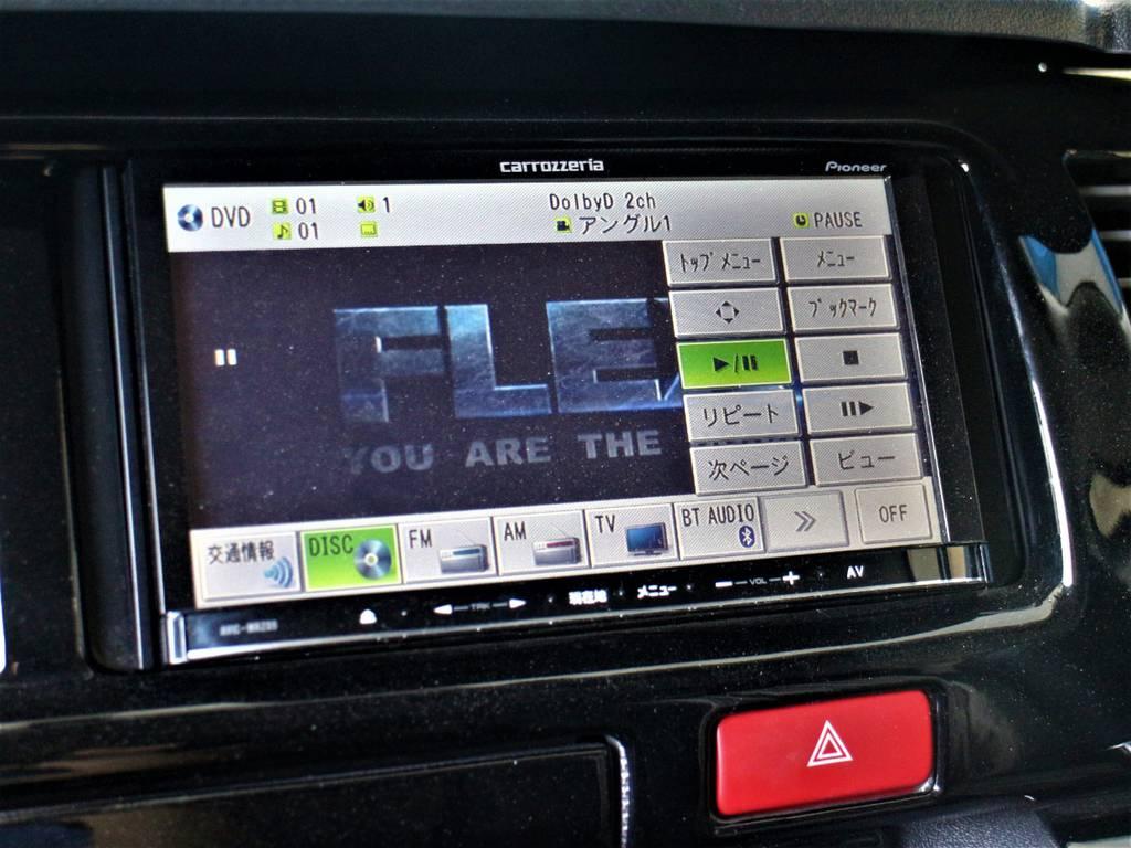 DVD再生可能です! | トヨタ レジアスエース 2.7 スーパーGL ワイド ミドルルーフ ロングボディ 4WD