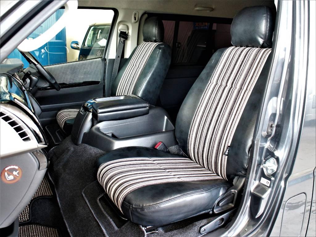 Renocシートカバー! | トヨタ レジアスエース 2.7 スーパーGL ワイド ミドルルーフ ロングボディ 4WD