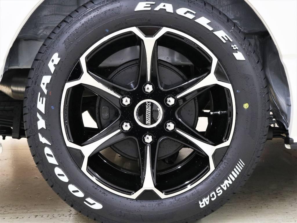 ESSEX EJ-17 & グッドイヤーナスカータイヤ!