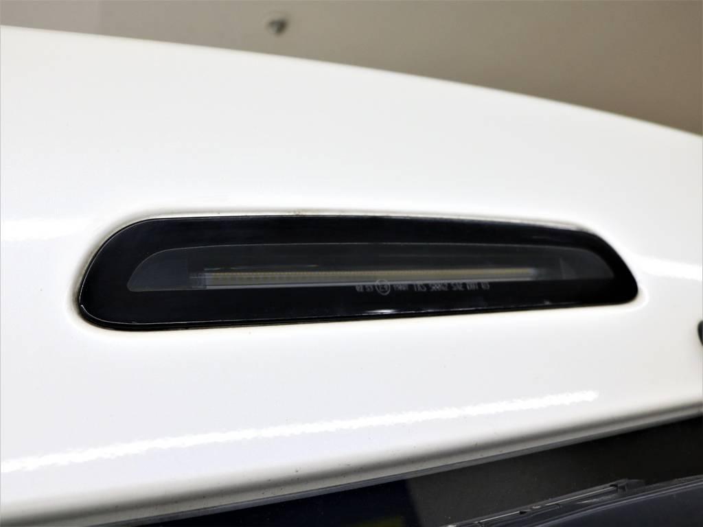 スモークレンズハイマウントストップランプLEDチューブ! | トヨタ レジアスエース 2.7 マルチロールトランスポーター タイプⅠ ワイド ロング 4WD 新品レヴィーアヘッドライト 新品ナビ