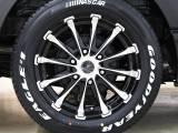 17inchブラックダイヤモンドAW&グッドイヤーナスカータイヤ!