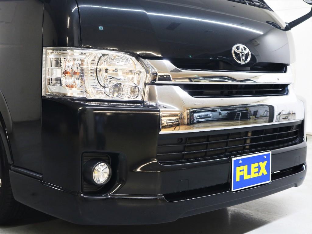 FLEX Ver1フロントリップスポイラー!