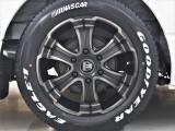 新品17inchFLEXオリジナルカラーバルベロワイルドディープス&グッドイヤーナスカータイヤ!