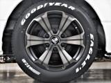 新品17inchFLEXオリジナルバルベロアーバングランデAW&グッドイヤーナスカータイヤ!