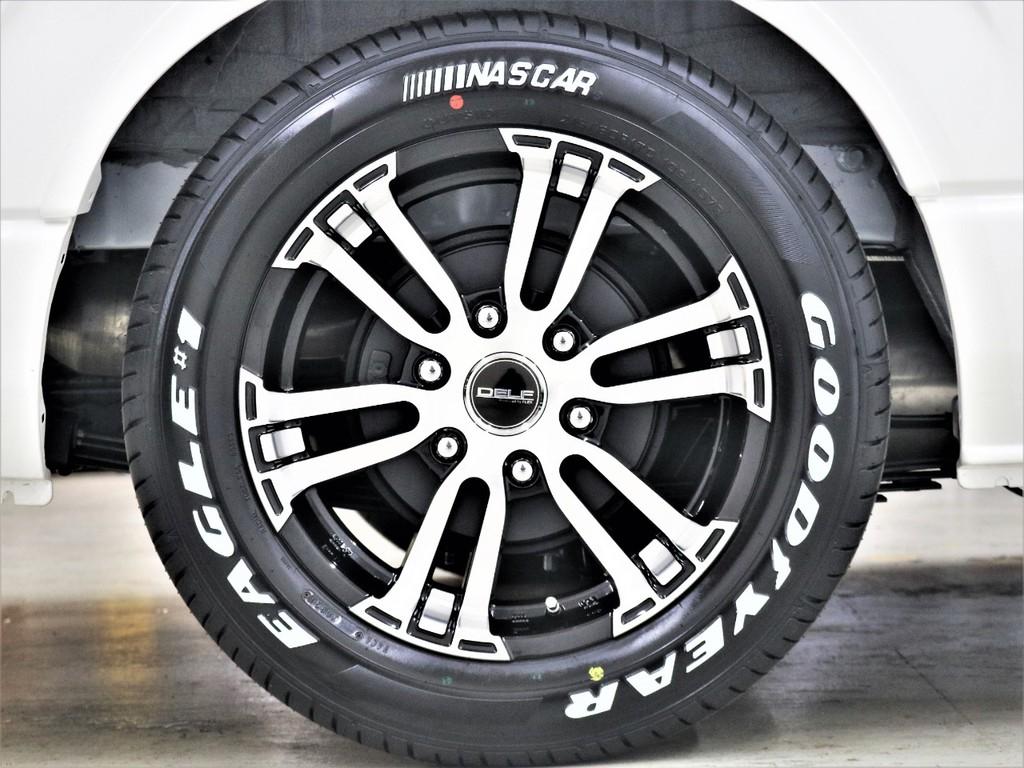 17inDelf02AW&グッドイヤーナスカータイヤ!