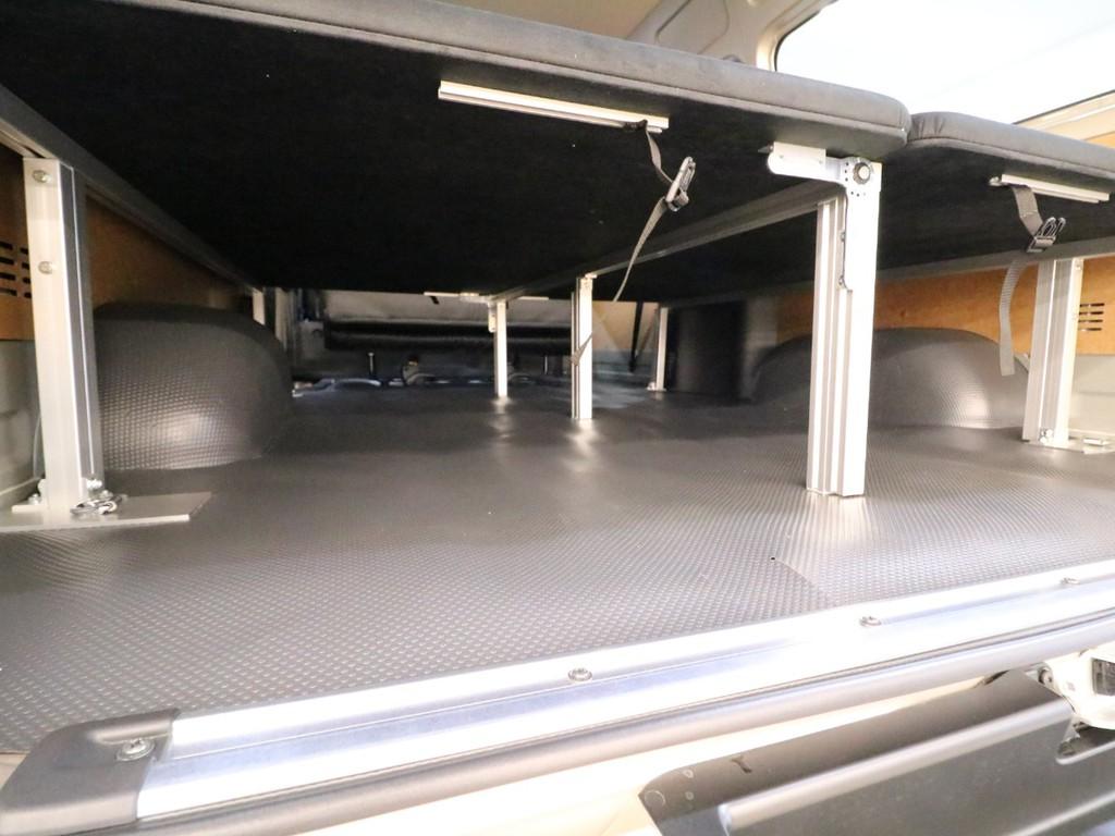車体が長いので収納スペースがかなり広いです!