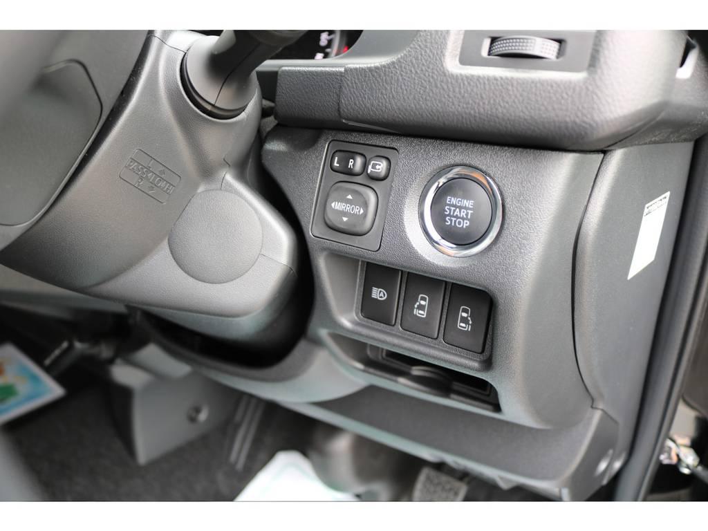 プッシュスタート/パワースライドドア   トヨタ ハイエースバン 2.0 スーパーGL ロング クラフトプラス ブルックリン仕様