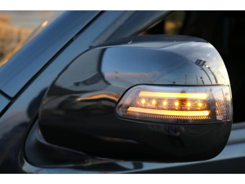 バレンティ ウィンカーミラー装備☆ | トヨタ ハイエース 2.7 GL ロング ミドルルーフ