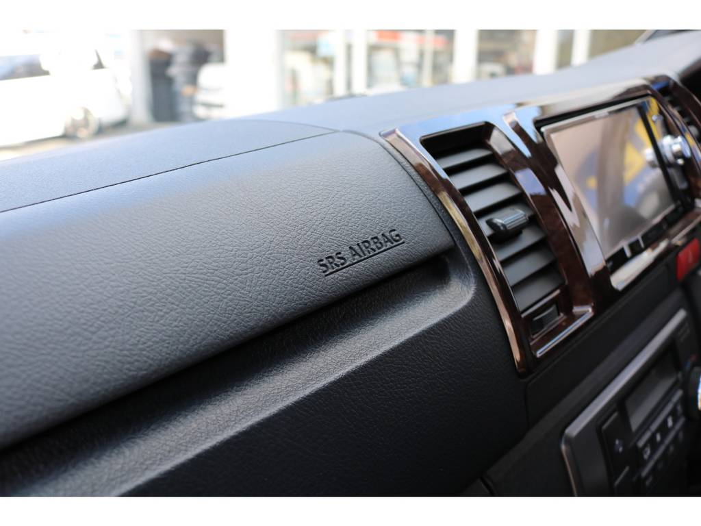 助手席SRSエアバッグ!   トヨタ ハイエースバン 2.8 スーパーGL 50TH アニバーサリー リミテッド ロングボディ ディーゼルターボ 4WD ☆室内架装車Ver.4☆