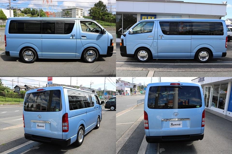 現車は大阪店在庫ですので、お求め&お問い合わせは大阪店までお願いします。全国納車も大歓迎です!