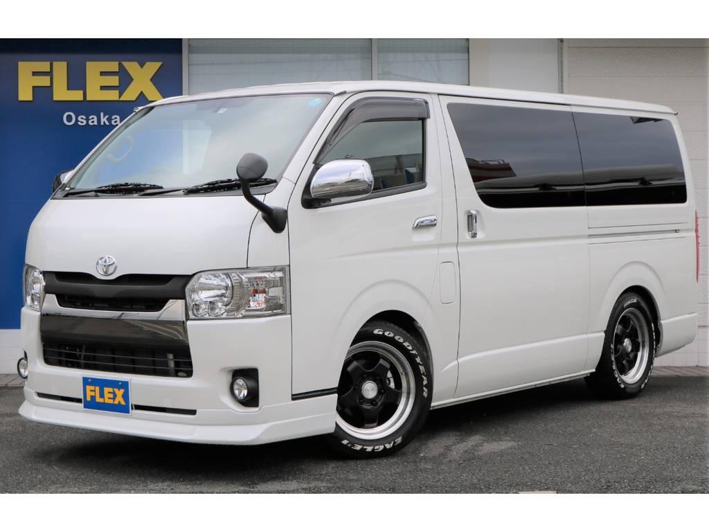 4型3000ディーゼルターボS-GL特別仕様車「ダークプライム」入庫!現車は大阪店在庫ですので、お求め&お問い合わせは大阪店までお願いします。