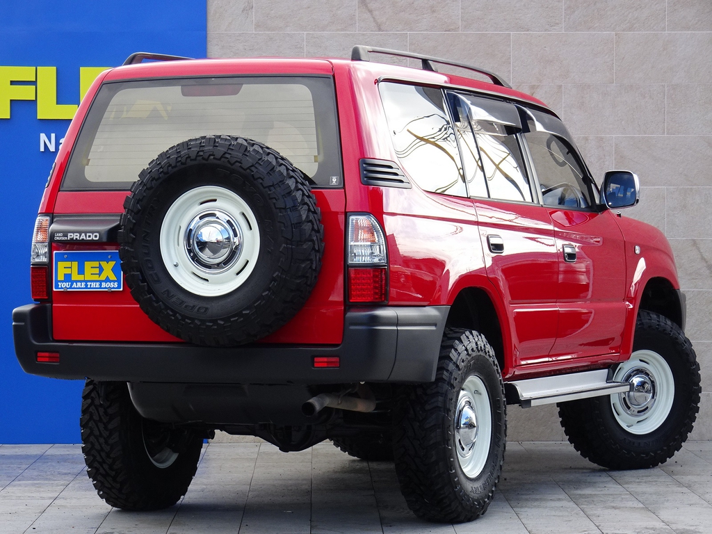 ランドクルーザープラド 2.7 TX リミテッド 4WD