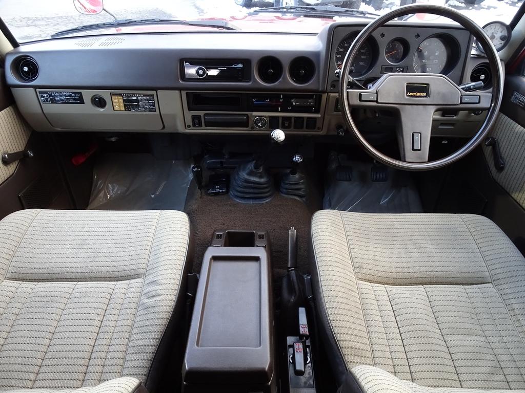 ランドクルーザー60 4.0 STD 4WD