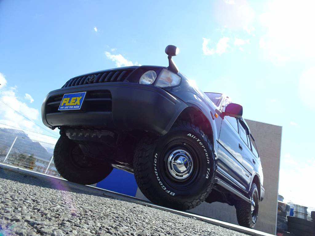 ランドクルーザープラド 3.0 TXパッケージI ディーゼルターボ 4WD