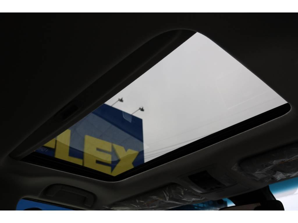 オプション装備のサンルーフ!※純正オプション品は別途費用となります! | トヨタ ランドクルーザープラド 2.8 TX ディーゼルターボ 4WD
