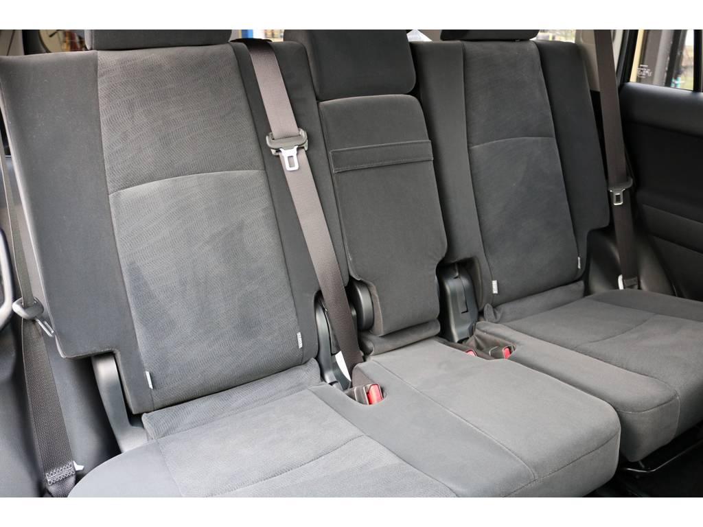 セカンドシート! | トヨタ ランドクルーザープラド 2.8 TX ディーゼルターボ 4WD